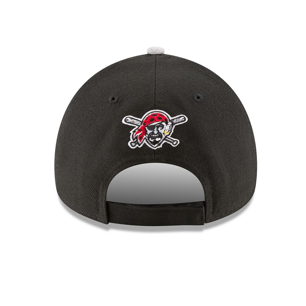 Adult New Era Pittsburgh Pirates 9FORTY The League Heather 2 Adjustable Cap