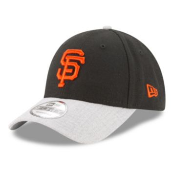 Adult New Era San Francisco Giants 9FORTY The League Heather 2 Adjustable Cap