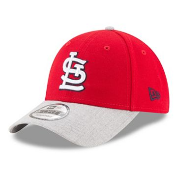 Adult New Era St. Louis Cardinals 9FORTY The League Heather 2 Adjustable Cap