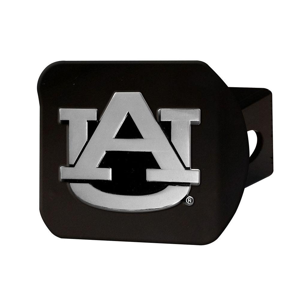 FANMATS Auburn Tigers Black Trailer Hitch Cover