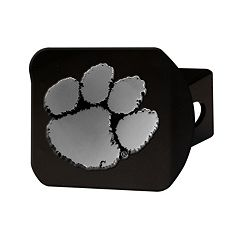 FANMATS Clemson Tigers Black Trailer Hitch Cover