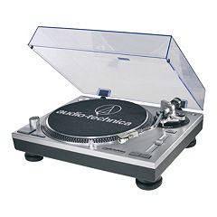 Audio-Technica Direct-Drive Professional Turntable with USB (AT-LP120-USB)