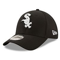 Adult New Era Chicago White Sox 9FORTY Bevel Logo Adjustable Cap