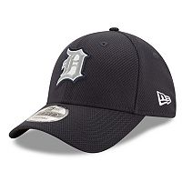 Adult New Era Detroit Tigers 9FORTY Bevel Logo Adjustable Cap