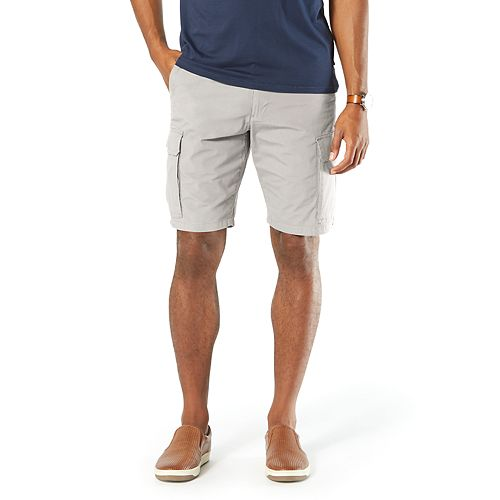 4c2e9817db5 Men s Dockers D3 Classic-Fit Standard Washed Cargo Shorts