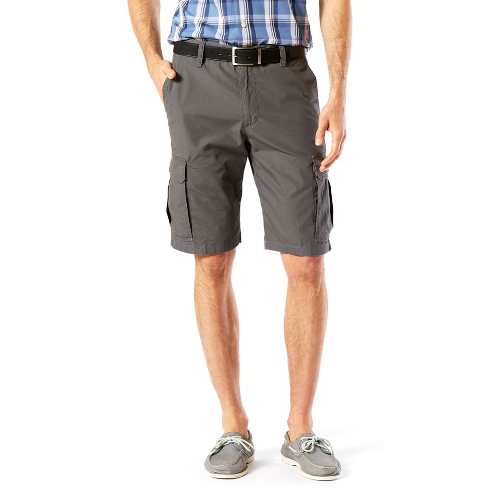 Dockers D3 Classic-Fit Standard Washed Cargo Shorts