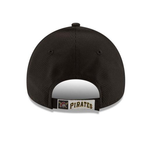Adult New Era Pittsburgh Pirates 9FORTY Bevel Logo Adjustable Cap