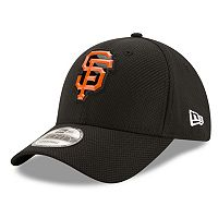 Adult New Era San Francisco Giants 9FORTY Bevel Logo Adjustable Cap