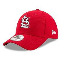 Adult New Era St. Louis Cardinals 9FORTY Bevel Logo Adjustable Cap