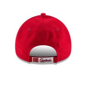 Adult New Era St. Louis Cardinals 9FORTY Bevel Logo Adjustable Cap