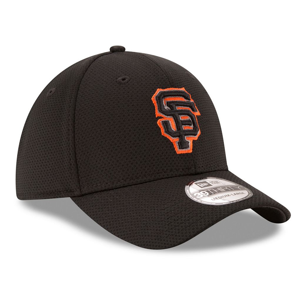 Adult New Era San Francisco Giants 39THIRTY Tone Tech Redux Flex-Fit Cap