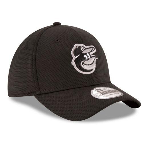 Adult New Era Baltimore Orioles 39THIRTY Tone Tech Redux Flex-Fit Cap