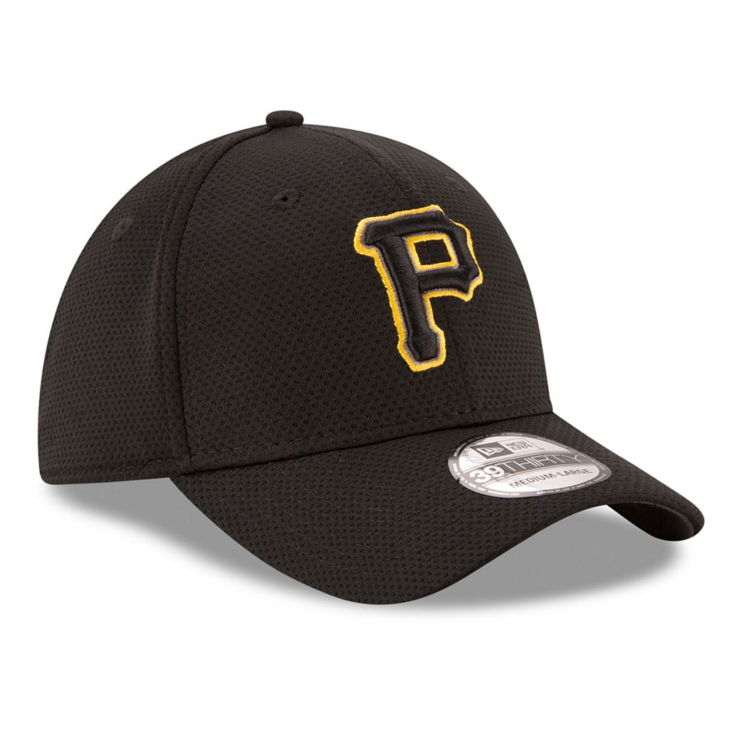 Adult New Era Pittsburgh Pirates 39THIRTY Tone Tech Redux Flex-Fit Cap