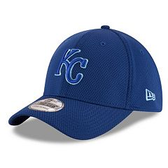 Adult New Era Kansas City Royals 39THIRTY Tone Tech Redux Flex-Fit Cap