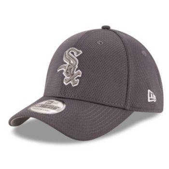 Adult New Era Chicago White Sox 39THIRTY Tone Tech Redux Flex-Fit Cap