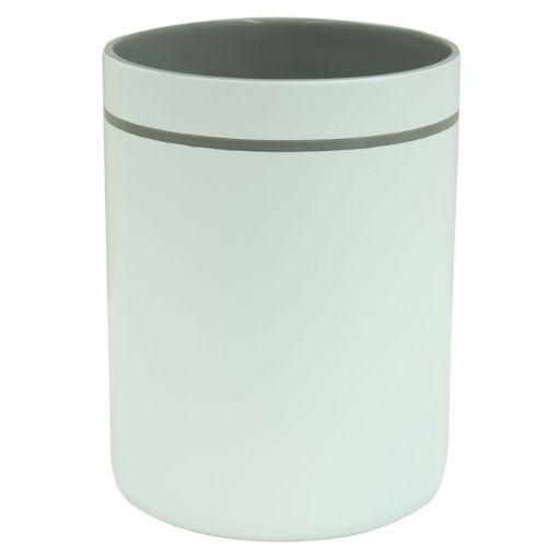 Bacova Portico Wastebasket