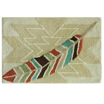 Bacova Southwest Boots Bath Rug