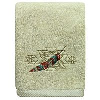 Bacova Southwest Boots Fingertip Towel
