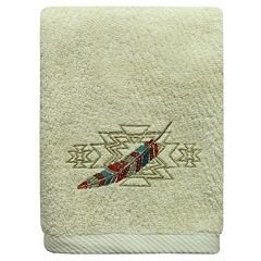 Bacova Southwest Boots Fingertip Towel