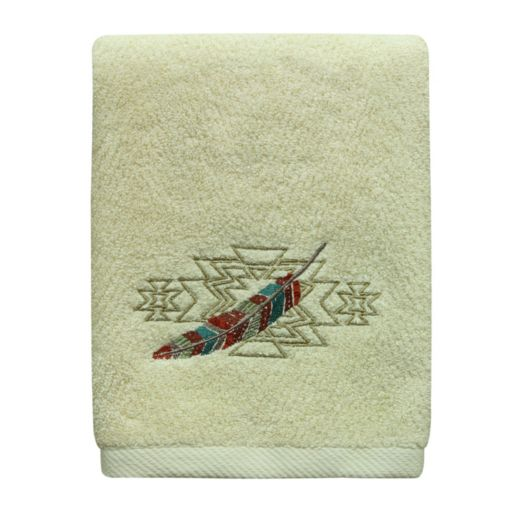 Bacova Southwest Boots Hand Towel