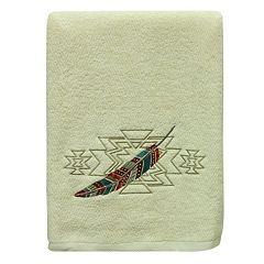Bacova Southwest Boots Bath Towel