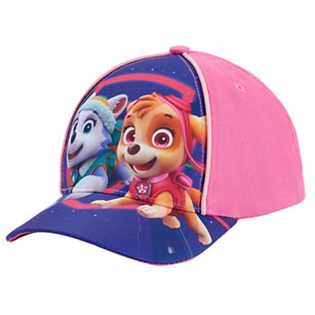 Toddler Girl Paw Patrol Skye & Everest Baseball Cap