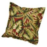 Plantation Patterns Outdoor Deep Seating Pillowback Cushion
