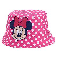 Disney's Minnie Mouse Toddler Girl Reversible Bucket Hat