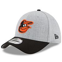 Adult New Era Baltimore Orioles Change Up Redux 39THIRTY Fitted Cap