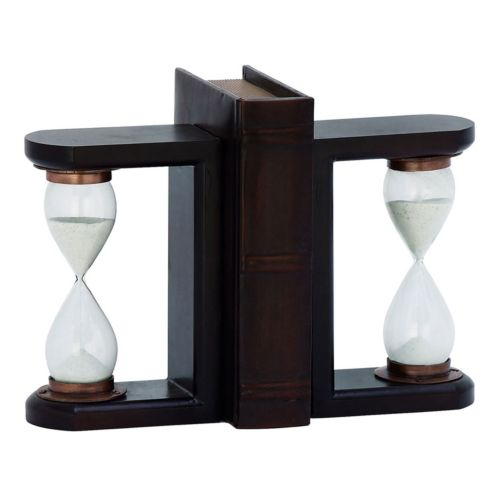 Traditional Hourglass Bookends...