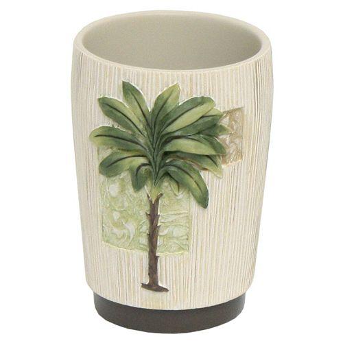 Bacova Citrus Palm Tumbler