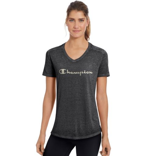 Women's Champion Authentic Wash Graphic Tee