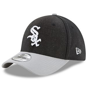 on sale 39164 4e1ee Adult New Era Chicago White Sox Change Up Redux 39THIRTY Fitted Cap