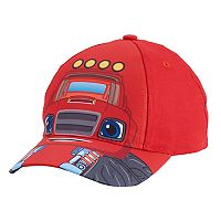 Toddler Boy Blaze and the Monster Machines Baseball Cap