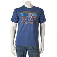 Men's Van Halen In Concert 1980 Band Tee