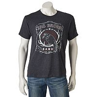 Men's Zac Brown Band Crow Logo Band Tee