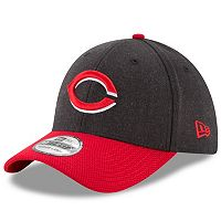 Adult New Era Cincinnati Reds Change Up Redux 39THIRTY Fitted Cap