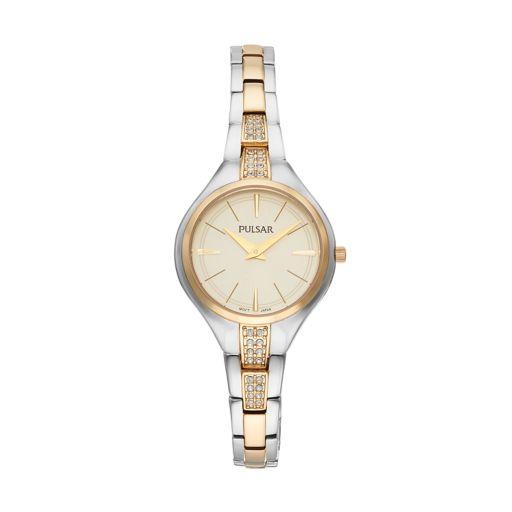 Pulsar Women's Crystal Watch