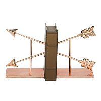 Crossed Arrows Bookends 2-piece Set