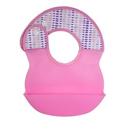 Summer Infant Deluxe Bibbity Rinse & Roll Bib