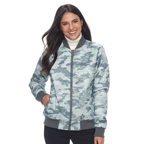 Columbia Hawlings Hill Bomber Jacket Insulated Brand New!! Women/'s L