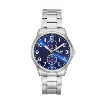 Pulsar Men's Stainless Steel Watch - PSA001X