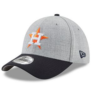 Adult New Era Houston Astros Change Up Redux 39THIRTY Fitted Cap