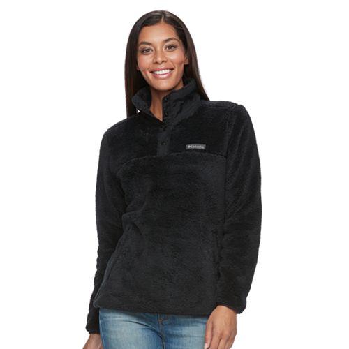 Women's Columbia Double Springs Fleece Pullover Sweatshirt