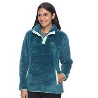 Women's Columbia Double Springs Fleece Pullover Sweatshirt