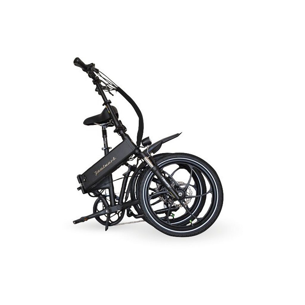 Joulvert 20-Inch Stealth Folding Electric Bicycle