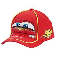 Disney / Pixar Cars Lightning McQueen Toddler Boy Baseball Cap