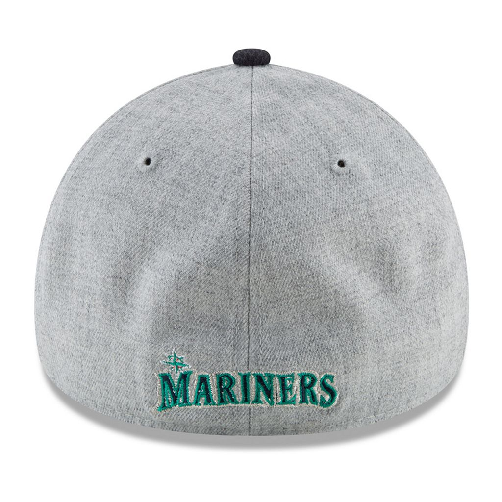 Adult New Era Seattle Mariners Change Up Redux 39THIRTY Fitted Cap