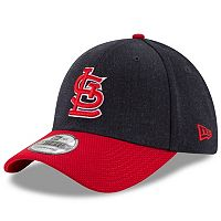 Adult New Era St. Louis Cardinals Change Up Redux 39THIRTY Fitted Cap