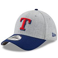 Adult New Era Texas Rangers Change Up Redux 39THIRTY Fitted Cap